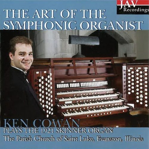 Ken Cowan at Skinner Organ Saint Luke Evanston